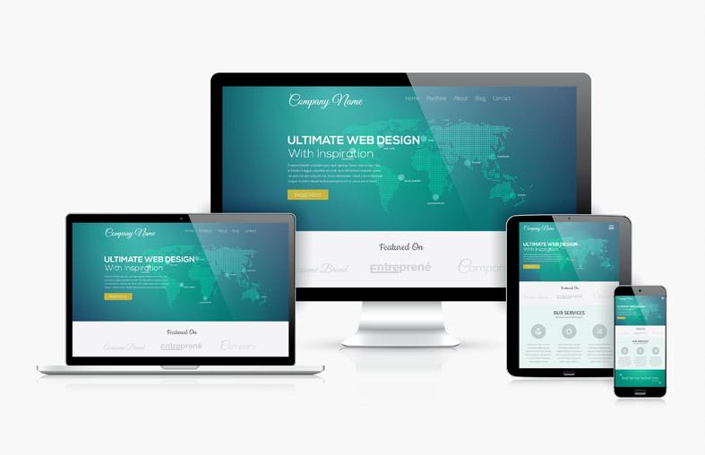 On page Optimisation Fails for Web Design