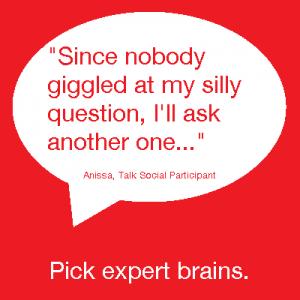 Talk Social Media Experiments