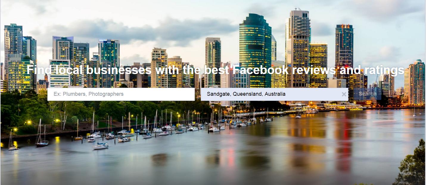Facebook Local Services Directory