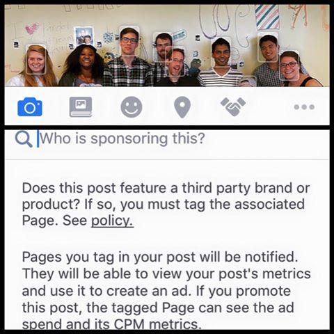 Sponsored Post Notification